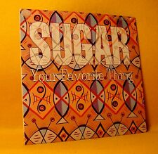 Cardsleeve Single CD Sugar Your Favorite Thing 2TR 1994 Alternative Rock