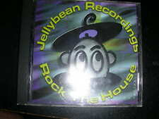 House CD Jellybean recordings rock The house vol. 1 Pulse Soul Solution