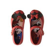 Baby Girl Shoes Mini Melissa Ultragirl Disney Twins Mary Jane Balerinas NEW