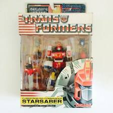 "TRANSFORMERS G1 MEGASCF TF Cybertron 5th Commander "" STARSABER "" - Rare"