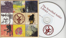 The Jewelled Antler Library Sampler US 13-trk promo only CD Loren Chasse Fursaxa