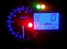 SUZUKI GSR 750 led dash clock conversion kit lightenUPgrade