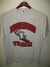 Edgewood High School Merritt Island Florida USA Hermes Winged Shoe T Shirt Lrg