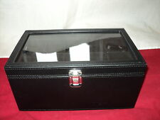 Eaglemoss Military Watches - Watch Display Box or Case or Cabinet or Storage
