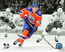 "Connor McDavid Edmonton Oilers 2015-2016 NHL Action Photo Spotlight ""In stock"""