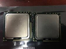 * Matched Pair * Intel Xeon X5675 Hexa-Core CPU Processors (3.06GHz,12MB) SLBYL