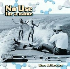 More Betterness! by No Use for a Name (CD, Oct-1999, Fat Wreck Chords)360