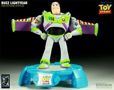 ELECTRIC TIKI MIB NEW! TOY STORY BUZZ LIGHTYEAR STATUE MAQUETTE SIGNED by TRACY