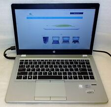 HP Folio 9470m intel Core i7 2.10GHz 8GB Ram 500GB Linux Laptop webcam Ultrabook