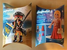 2016 Playmobil Toy Fair EXCLUSIVE Pirate and Girl Set