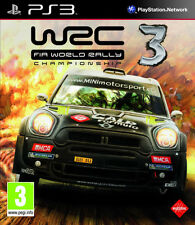 WRC: FIA World Rally Championship 3 3 ~ PS3 (en gran condición)