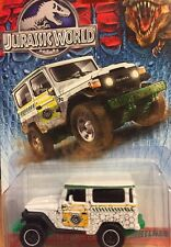 Matchbox Jurassic World Outdoor Sport '68 Toyota Land Cruiser 1:64 NIP Die Cast