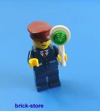 LEGO (60050) City / Chemin de fer Nr. 14) Figurine Conducteur avec Pelle