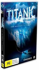 The Titanic Collection (DVD, 2010, 2-Disc Set)