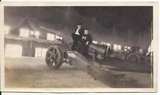 WW1 Era Field Artillery Gun - Photo taken in Illinois circa 1920.