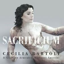 "CECILIA BARTOLI ""SACRIFICIUM(JEWEL CASE VERSION)""CD NEU"