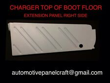 A.P.C. Top of the Valiant Charger Boot Floor Extension Repair Panel Right Side