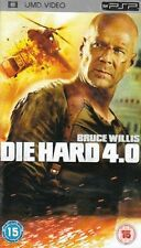 New Sealed Die Hard 4.0 (UMD, 2008)