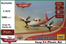 Zvezda Rochelle Snap Fit Plastic Kit, Aircraft, Disney Planes Film, My First Kit