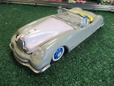 VINTAGE MADE IN CHINA MF787 FRICTION POWERED TIN CAR #2 EXCELLENT CONDITION