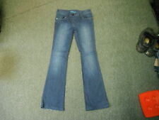 "Next Bootcut Jeans Size 10L Leg 32"" Faded Dark Blue Ladies Jeans"