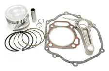 KIT FITS HONDA GX390 PISTON RINGS PIN CLIPS CYLINDER HEAD GASKET CONNECTING ROD