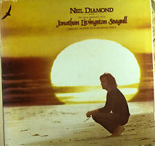 Neil Diamond - Jonathan  Livingston Seagull - LP  - washed - cleaned - L3752