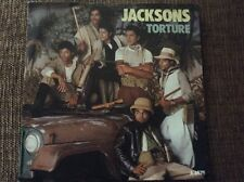 "jacksons - torture - great condition 7"" vinyl"