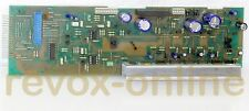PC-Board, power supply, Leiterplatte Netzteil für Studer Revox B225, revidiert