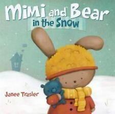Mimi and Bear in the Snow-ExLibrary