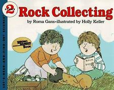 Rock Collecting (Let's-Read-and-Find-Out Book)-ExLibrary