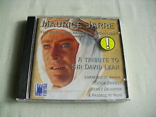 Maurice Jarre & The Royal Philharmonic Orchestra ‎– A Tribute To Sir David Lean