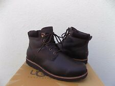 UGG SETON STOUT WATERPROOF LEATHER/ SHEEPSKIN SNOW BOOTS, US 8/ EUR 40.5 ~NEW
