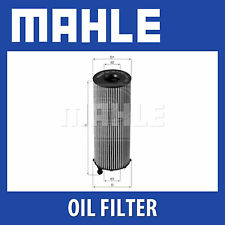 Mahle Oil Filter OX196/3D - Fits Audi A4, A5, Q5, VW Toureg - Genuine Part