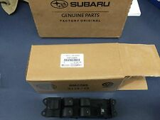 Genuine OEM Subaru Legacy LH Drivers Door Power Master Window Switch 83071AG05B
