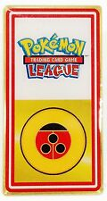 POKEMON TRADING CARD GAME LEAGUE 2001-2002 HIVE BADGE PIN COLLECT
