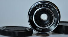 INDUSTAR-69 28mm F2.8 lens M39 Soviet USSR Pancake Lens for CHAIKA CHAJKA .