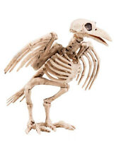 Halloween Prop Bird Crow Skeleton Decoration