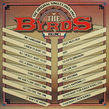 "12"" The Byrds The Original Singles 1965-1967 Volume 1 (Mr. Tambourine Man)"