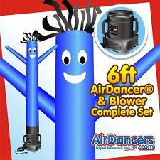 Blue Air Dancer ® & Blower 6ft Sky Dancer