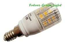 E14 SES 24 SMD LED 240V 3.8W 370LM DIMMABLE WHITE BULB WITH COVER ~50W