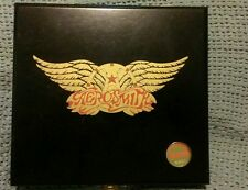 Aerosmith Pandora's Toys Limited Edition Deluxe Box Set Wooden
