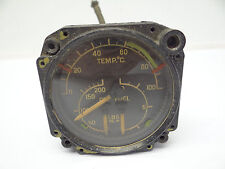 A.C. US Army Type B-2 AD-6404-H Order # 39-5280-P Temperature Gauge Cluster Part