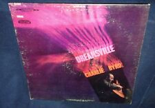 CHARLIE BYRD, DREAMSVILLE, Columbia Record Club VINYL LP, 1966, GOOD+ playtested