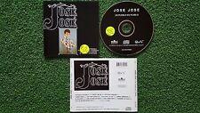 """JOSE JOSE """"De Pueblo En Pueblo"""" ORIGINAL 1998 CD w/ PROMO STICKER LUIS PERALES"""
