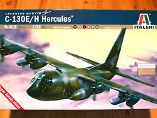 Italeri 1:72 C-130E/H Hercules Aircraft Model Kit