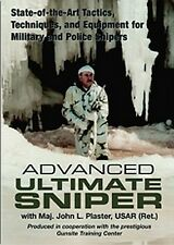 Advanced Ultimate Sniper : State-of-the-Art Tactics  **NEW DVD**