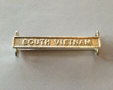 South Vietnam Full Size Medal Clasp, General Service, GSM, Army, Military