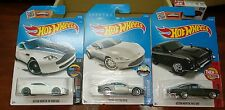 Hot Wheels Lot of 3, Aston Martin 007 James Bond Spectre