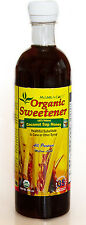 ORGANIC COCONUT SAP HONEY-SYRUP ManilaCoco 750ml: NO Cane Sugar NO HFCorn Syrup